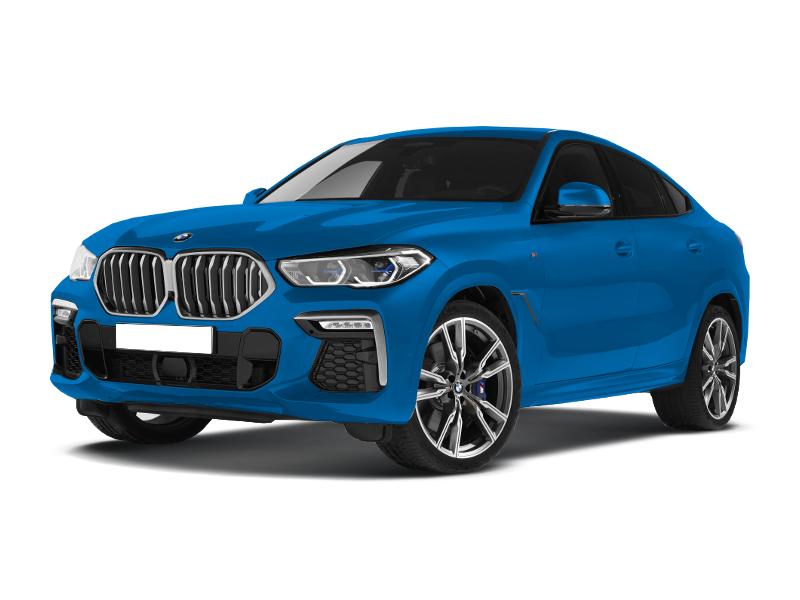 BMW X6, 2019 год, 9 408 460 руб.