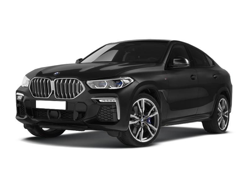 BMW X6, 2020 год, 6 640 000 руб.