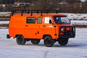 УАЗ выпустил экспедиционную «Буханку» за миллион (ФОТО)