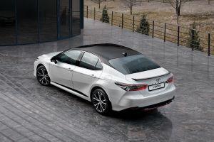 В России начали предлагать «спортивную» Toyota Camry