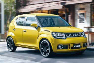 В Японии стартовали продажи обновленного Suzuki Ignis