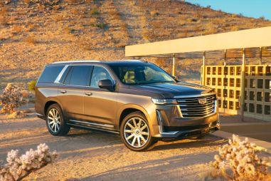 Новый Cadillac Escalade получил 38-дюймовый экран и автопилот