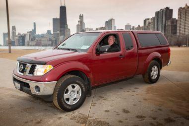 Пикап Nissan Frontier проехал 1,6 млн км и продолжает эксплуатироваться каждый день