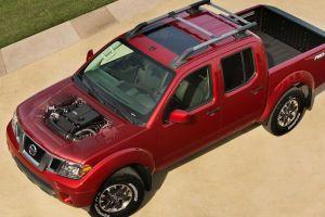 Nissan специально для Америки обновил Navara D40