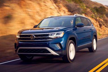 Volkswagen Atlas/Teramont получил новое лицо