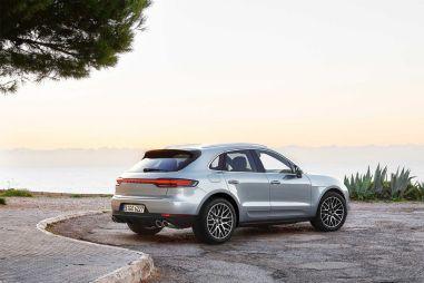 Porsche Macan может растерять бензиновые двигатели