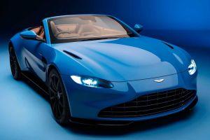 Родстер Aston Martin Vantage получил самую быструю в мире крышу