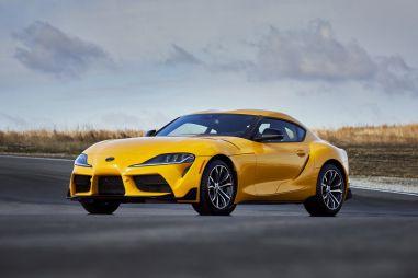Toyota Supra получила четырехцилиндровый мотор