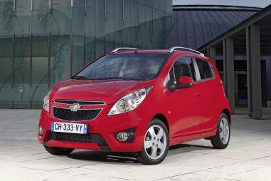 В Россию возвращаются массовые Chevrolet (через Узбекистан)