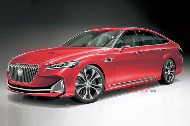 Тойота хочет разработать новые Crown и Mark X совместно с Маздой
