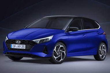 Фото нового Hyundai i20 «слили» в свободный доступ раньше срока