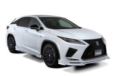 Для Lexus RX появился новый обвес от TOM