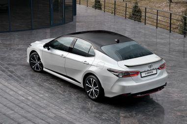 «Спортивная» Toyota Camry S-Edition появилась у российских дилеров
