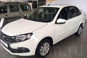 В Тольятти в продаже появились Гранты с мотором 1.8 (ФОТО)