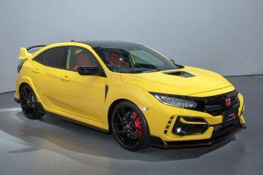 Honda представила обновленный Civic Type R