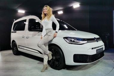 Volkswagen Caddy со сменой поколения стал вместительнее и потерял рессоры