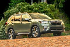 В России отзывают Subaru Forester: проблема с двигателем