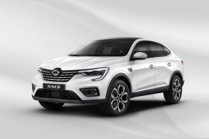У Renault Arkana появился близнец под маркой Samsung