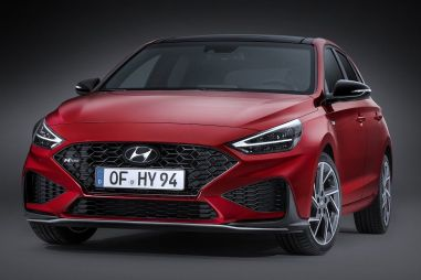 В ходе обновления Hyundai i30 получил новые моторы