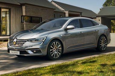 Renault представила обновленный Talisman. Появился мотор от Арканы