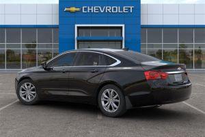 Chevrolet покончил с легендарной моделью Impala