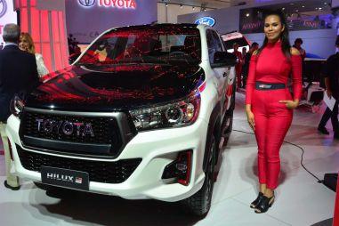 Toyota работает над конкурентом Ford Ranger Raptor