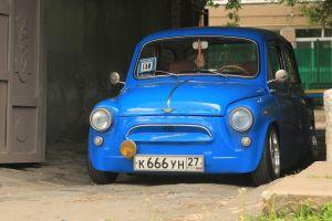 ЗАЗ-965 из Хабаровска: удивительное преображение и «пробег» через всю страну