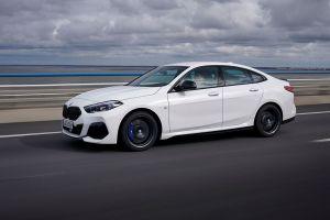 Самый маленький седан BMW. Первый тест «двушки» Gran Coupe