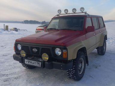Nissan Patrol 1992 отзыв автора | Дата публикации 24.04.2019.