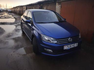 Volkswagen Polo 2019 отзыв автора | Дата публикации 24.12.2019.