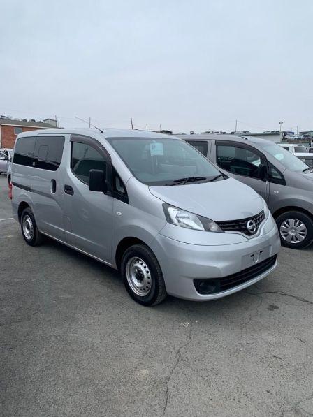 Nissan NV200 2013 - отзыв владельца