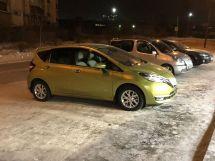 Отзыв о Nissan Note, 2016 отзыв владельца