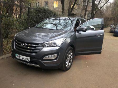 Hyundai Santa Fe 2014 - отзыв владельца