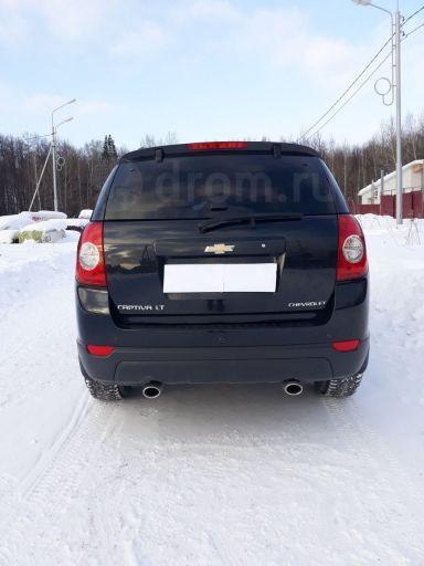 Chevrolet Captiva 2012 отзыв автора | Дата публикации 07.02.2020.