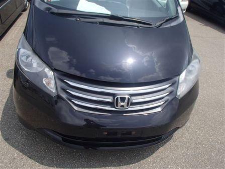 Honda Freed 2010 - отзыв владельца