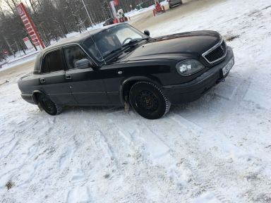 ГАЗ 31105 Волга 2004 отзыв автора | Дата публикации 09.02.2020.