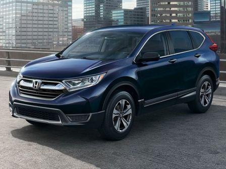 Honda CR-V 2019 - отзыв владельца