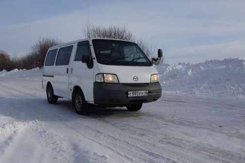 Mazda Bongo 2000 - отзыв владельца