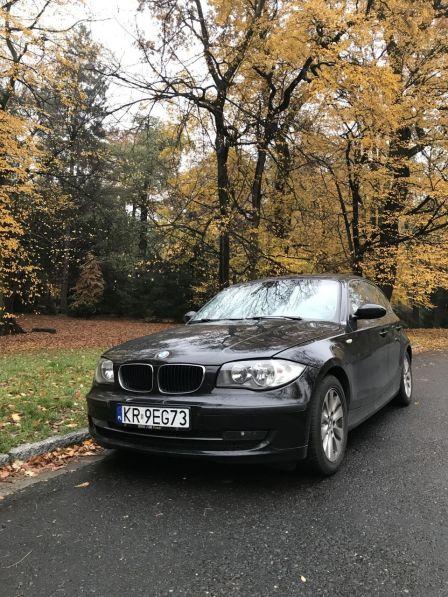BMW 1-Series 2007 - отзыв владельца