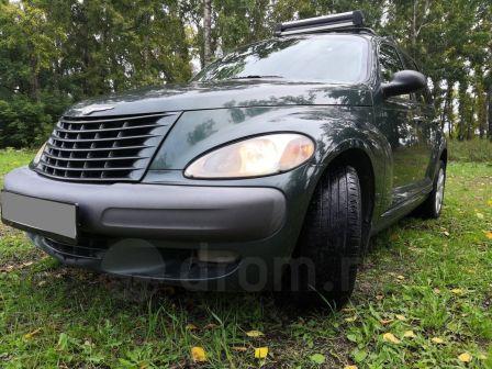 Chrysler PT Cruiser 2001 - отзыв владельца