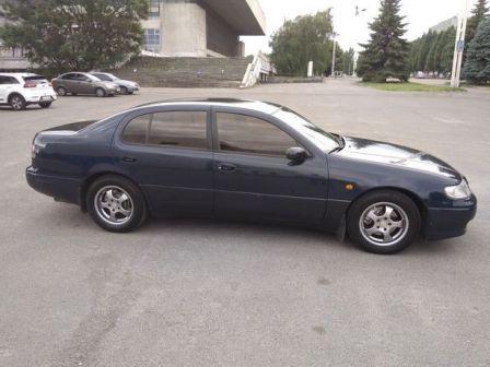 Lexus GS300 1997 - отзыв владельца