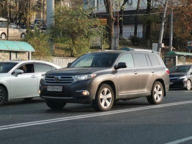 Toyota Highlander 2010 отзыв автора | Дата публикации 16.02.2020.