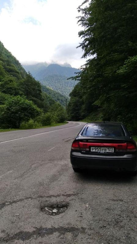 Mazda 626 1993 - отзыв владельца