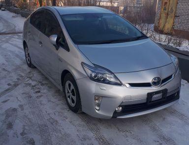 Toyota Prius PHV, 2012