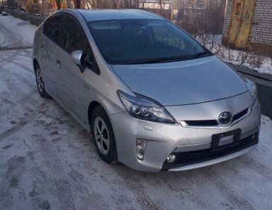Toyota Prius PHV 2012 отзыв автора | Дата публикации 18.02.2020.
