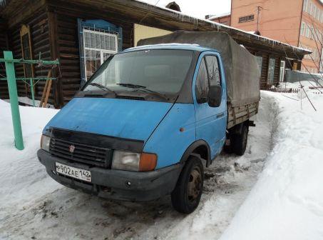 ГАЗ ГАЗель 1997 - отзыв владельца
