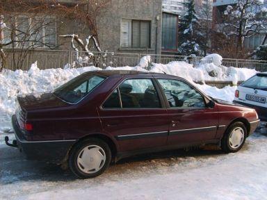 Peugeot 405, 1995