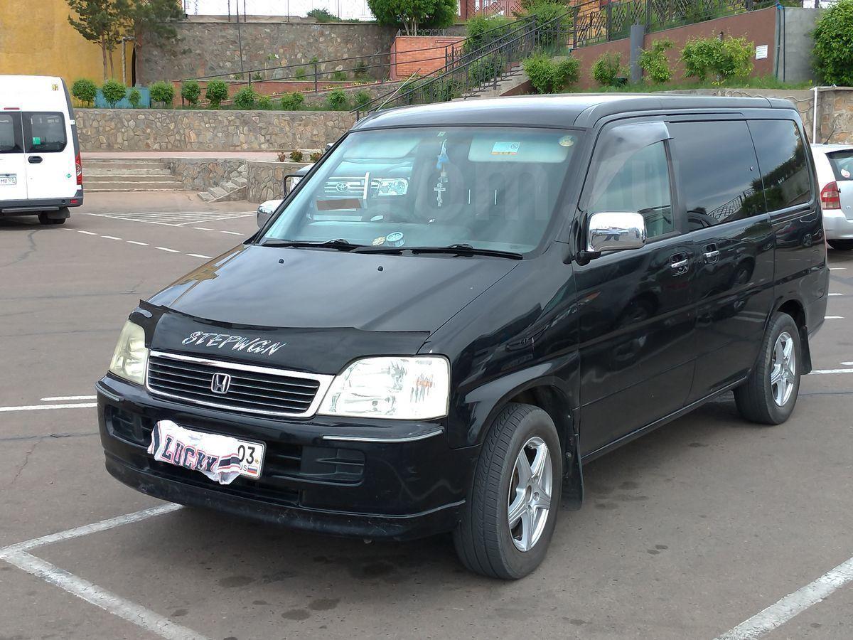 Honda Stepwgn 2001, 2 литра, Здравствуйте, уважаемые ...