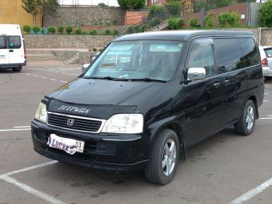 Honda Stepwgn, 2001