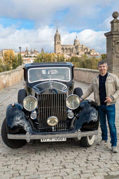 Rolls-Royce Phantom 1940 отзыв автора | Дата публикации 28.02.2020.